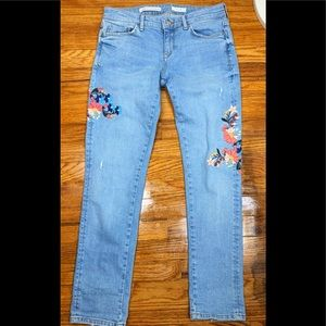 Anthropologie-Pilcro and The Letterpress Jeans -